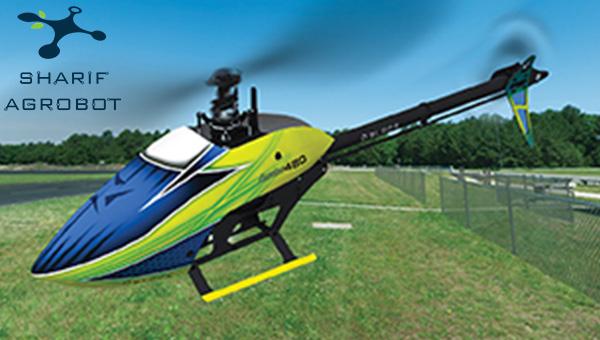 شبیهساز پرواز پهپاد (flight simulator)